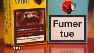 Les photos chocs sont déjà sur les paquets de cigarettes