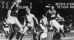 Match Barcelone-Metz, Coupe d'Europe des vainqueurs de coupe, 3/10/84