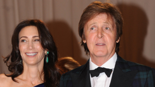 Nancy Shevell Paul McCartney