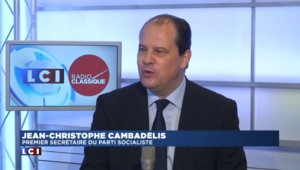 """Valls situe La Réunion dans le Pacifique : """"Tout le monde fait des erreurs"""", dit Cambadélis"""