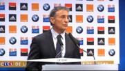 """XV de France : Guy Novès attend """"une solidarité sur le terrain avec un comportement irréprochable"""""""