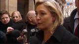 Posez-vos questions à Marine Le Pen