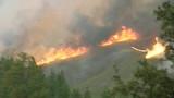 Le parc Yosemite menacé par les flammes