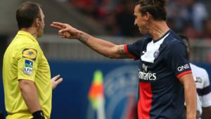 Ibrahimovic Zlatan pistolet geste mime toulouse