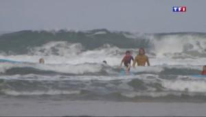 Le 13 heures du 17 juillet 2015 : ECOLE DE SURF - 1534