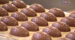 Le 13 heures du 19 avril 2014 : P�es se pr�re dans les chocolateries - 975.806