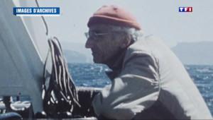 Le 20 heures du 13 mars 2015 : Le bateau du commandant Cousteau aux enchères - 1544.079
