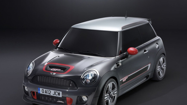 MINI John Cooper Works GP 2012