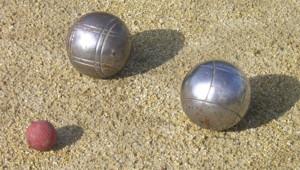pétanque boules