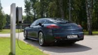 Porsche Panamera Hybride rechargeable 2014