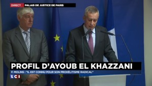 """Thalys : Ayoub El-Khazzani est resté """"5 à 7 mois en France"""" et """"a habité à Aubervilliers"""""""
