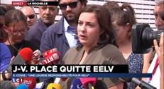 Départ de Placé et François de Rugy : les réactions d'Emmanuelle Cosse