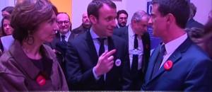 Emmanuel Macron à Davos, un véritable marathon pour un ministre apprécié des Français