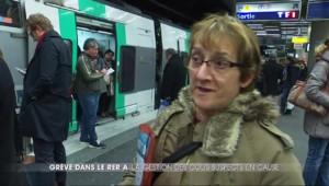 Grève sur le RER A , les syndicats réclament plus de sécurité