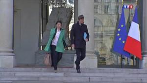 Le 13 heures du 1 avril 2014 : Valls �atignon : les �logistes et l%u2019aile gauche du PS m�ntents - 501.747