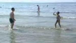 Un lundi de Pentecte sous le soleil et la plage