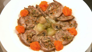 MasterChef - Paupiette de veau 