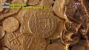 Floride : un trésor de 1 million de dollars en pièces d'or, datant de 1715