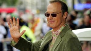 L'acteur américain Michael Keaton en 2005