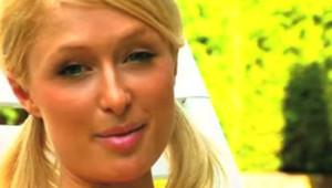 Paris Hilton dans un clip parodiant une vidéo de campagne de McCain (5 août 2008)