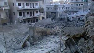 TF1/LCI : Immeuble détruit lors d'un bombardement israélien à Tyr
