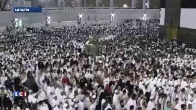 Début du pèlerinage de La Mecque
