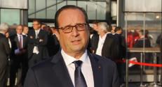 """Le 20 heures du 21 octobre 2014 : Mort du PDG de Total : """"Christophe de Margerie avait la France en t�"""" selon Hollande - 405.89185212707514"""