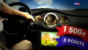 Le 20 heures du 30 juin 2015 : Téléphone au volant, maquillage, cigarette... les nouvelles mesures pour la sécurité routière - 2148