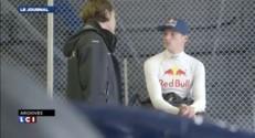 Max Verstappen, 17 ans, plus jeune pilote de F1 de l'Histoire