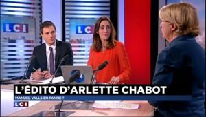 Succession de couacs dans l'exécutif : Manuel Valls en panne ?
