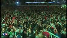Caméra embarquée dans la Fan-zone de Lisbonne : le moment où Quaresma qualifie le Portugal