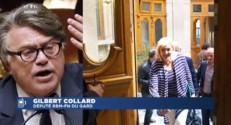 """Jean-Marie Le Pen vainqueur : """"C'est un manque de rigueur absolu"""" selon Gilbert Collard"""