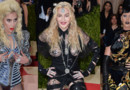 Lady Gaga, Madonna et Katy Perry au MET Gala de New York