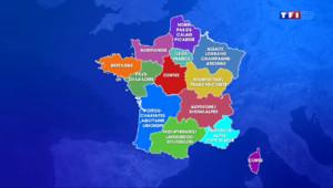 Le 20 heures du 15 juillet 2014 : R�rme territoriale : le Poitou-Charentes et la Picardie r�fect�- 624.967