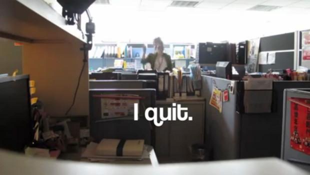 Marina Shifrin démissionne… en dansant sur du Kanye West dans une vidéo postée sur YouTube le 28 septembre 2013