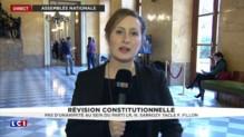 Révision constitutionnelle : la droite divisée