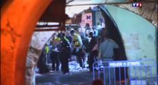 Jérusalem : regain de tension après la mort de deux Israéliens