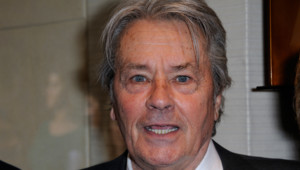 L'acteur Alain Delon en 2011/Image d'archives