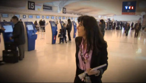Le 20 heures du 30 juillet 2013 : Que deviennent les anciens salari�d'Air France ? - 862.515