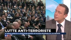 """Obama """"pas en guerre avec l'islam"""" : son message à la communauté musulmane"""