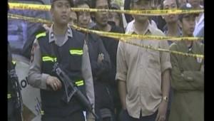 Police indonesienne