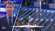 Une convention démocrate sous des airs de scandale pour introniser Hillary Clinton