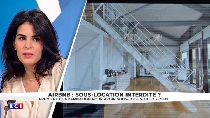 airbnb il faut une autorisation crite pour sous louer son appartement soci t mytf1news. Black Bedroom Furniture Sets. Home Design Ideas