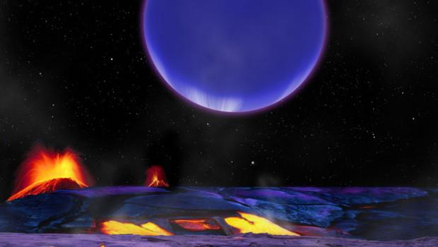 Découverte de deux exoplanètes proche l'une de l'autre