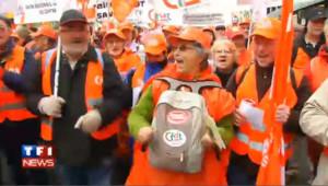 Journée d'action des retraités : plusieurs milliers dans les rues de Paris