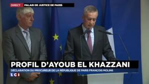 """Thalys : le téléphone d'El-Khazzani """"utilisé le jour des faits"""", """"dédié à la commission des faits"""""""