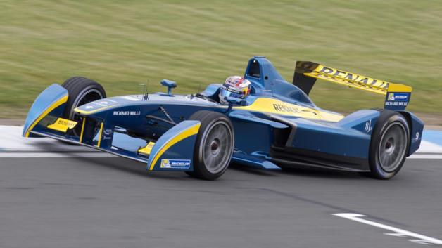 No Limit : A la découverte de la Formula E, la F1 électrique