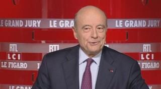 """En direct, Juppé """"oublie"""" le prénom du président de la République"""