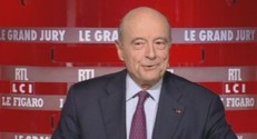 Alain Juppé Grand Jury
