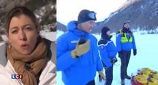 """Avalanche en Haute-Savoie : toute activité hors piste """"déconseillée"""""""